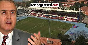Uçar Bakanla görüştü. Zonguldak Şehir Stadı müjdesi…