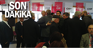 CHP'de seçim başladı…