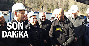 Vali Bektaş, mini lavuar tesisini inceledi