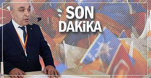 Ak Parti Kozlu İlçe Başkanı Ünver Taşkın oldu..
