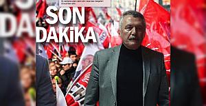 CHP İl Başkanı Murat Pulat Mazbatasını alıyor…