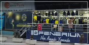 Fenerbahçe TIR'ı Zonguldak'ta