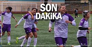 Kızlar 3 Puanı 3 golle aldı