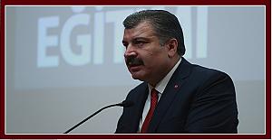 Sağlık Bakanı Koca açıkladı: Hayatını kaybeden vaka sayısı 3 oldu