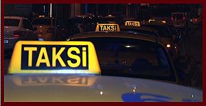 Ticari taksilerde plaka uygulaması...