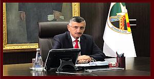 Vali Bektaş Zonguldaklıları uyardı. 'Beş on gün sokaktan uzak durun'