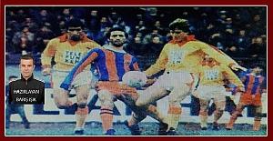 Yıl 1979 Zonguldakspor- Galatasaray