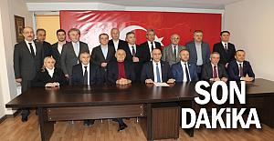 """Zonguldaklı STK'lardan """"Bahar Kalkanı Harekatına"""" destek"""