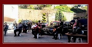 Mahalle konserleri başladı...