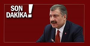 Sağlık Bakanı Fahrettin Koca, önemli açıklamalarda bulunuyor...
