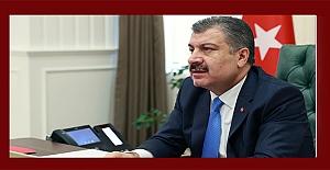 Sağlık Bakanı Koca, Covid-19 mücadelesini anlattı