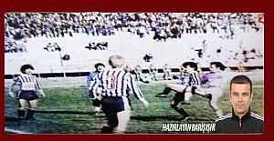 Yıl 1980:  Zonguldakspor-Beşiktaş....
