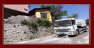 Zonguldak Belediyesi Mahalleleri temizleniyor!..