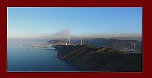 Zonguldak#039;taki kömürlü termik...