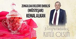 Kemal Alkan, Ramazan Bayramını kutladı…