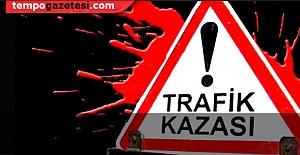 Trafik kazası, 5 yaralı…