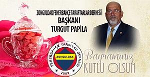 Turgut Papila, Ramazan Bayramını kutladı…