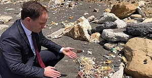 Yavuzyılmaz; Birileri Sayın Kurum'a Çevre Bakanı olduğunu hatırlatmalı