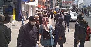 Zonguldak tıklım tıklım...