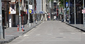 Zonguldak'ta kısıtlamanın ilk günü