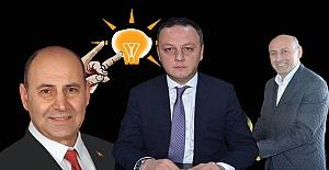 Ağabey MHP Merkez İlçe Başkanı, kardeşi AK Parti Merkez İlçe adayı…