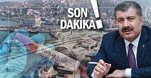 Bakan Koca'dan Zonguldak açıklaması!...
