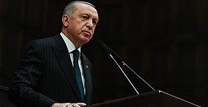 Cumhurbaşkanı Erdoğan'dan  Corona açıklaması!...