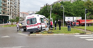Kozlu#039;da Kaza: 1 ÖLÜ