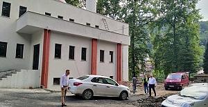 Sultan Alpaslan Camii bitti bitiyor!..