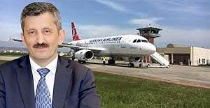Tosun açıkladı: Havaalanı için 6 milyon 300 bin lira para geldi