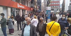 Zonguldak'ta sokağa çıkma yasağı iptal oldu...