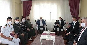 Cumhurbaşkanı Erdoğan'dan şehit ailesine telefon