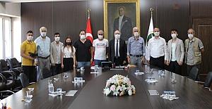 KGD'den Vali Tutulmaz'a ziyaret… Zonguldak insanı mutsuz!..