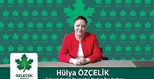 Özçelik: Üreten bir Türkiyeyi...