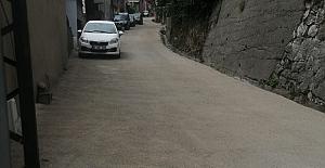 Yollar yapıldı, vatandaş rahatladı
