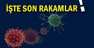 Corona Virüs: İşte son rakamlar