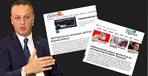 'Fişleme' Skandalı Ulusal medyada…