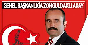 Genel Başkanlığa Zonguldaklı aday