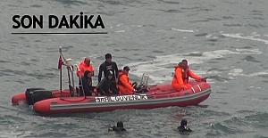 Limanda patlamamış bomba bulundu