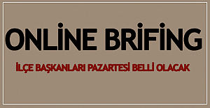 Online brifing