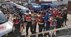 4 Kişi tutuklandı