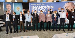 AK Parti Devrek İlçe Başkanı Durdubaş oldu