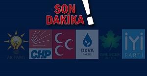 MHP'nin kongre takvimi belli oldu