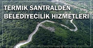 Başkan Akgün, Eren Enerji'ye teşekkür etti
