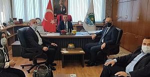 AK Parti Merkez İlçe, Meclise katıldı
