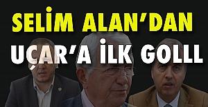 Alan'dan, Hamdi Uçar'a...