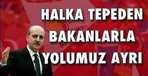 Erdoğan'ın karizmasına sığınarak siyaset yapma devri geride kalmıştır