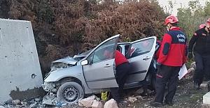 Feci kaza: 1 bebek, 2 kişi öldü, 2 kişinin durumu ağır