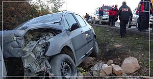 Feci kazada anne de hayatını kaybetti