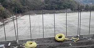 Futbolseverler bu sahayı bekliyor